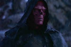 ross marquand en infinity war avengers 4 red skull is free and could be coming back