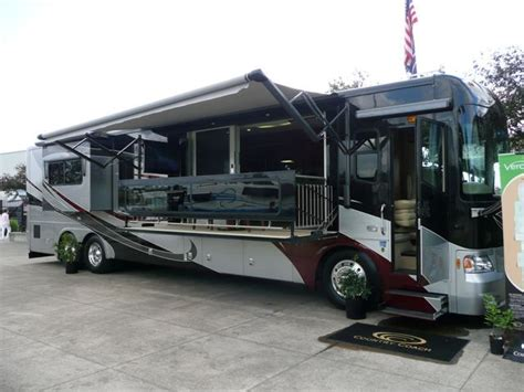 country coach veranda motor homes