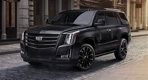 2019 Cadillac Escalade Arrives In La With New Appearance