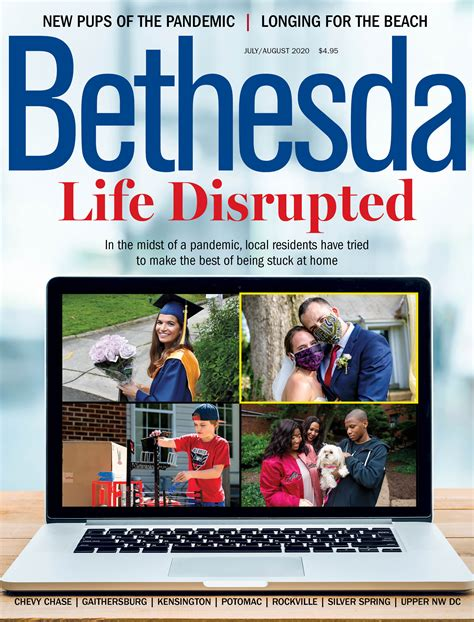 Digital Edition Archive Bethesda Magazine