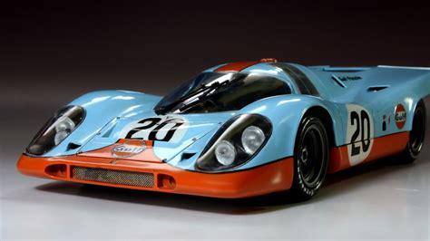 Porsche 917 Gulf 24 Hours Of Le Mans Fuijimi 1/24