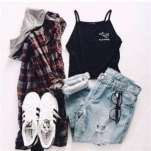 Aesthetic adidas tumblr grunge outfit - image #4215743 by Sharleen on Favim.com