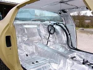 Isolant Acoustique Voiture : isolant plancher voiture rev tements modernes du toit ~ Premium-room.com Idées de Décoration