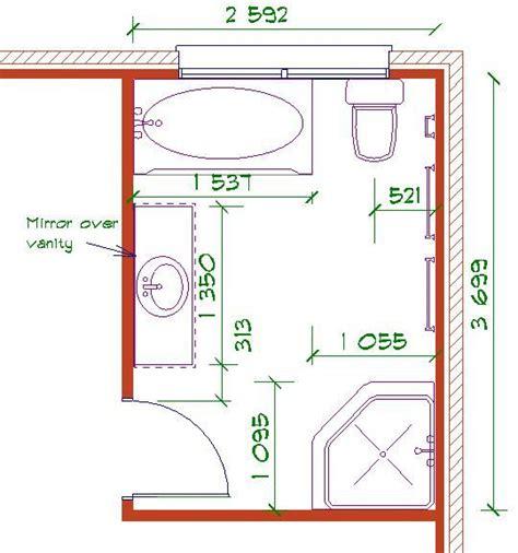 bathroom layout designs 38 best images about réno salle de bain on