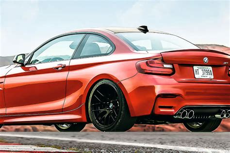 bmw m2 to debut at 2015 frankfurt motor show