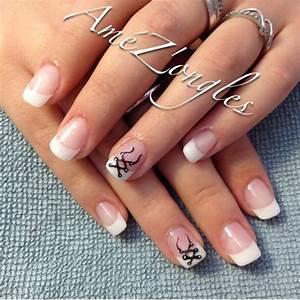 French Manucure Couleur : am z 39 ongles ongles saintes ~ Nature-et-papiers.com Idées de Décoration