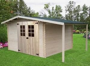 Abri De Jardin Avec Bucher : abri de jardin m2 avec b cher ~ Dailycaller-alerts.com Idées de Décoration