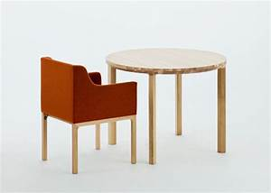 Furniture Design by Mikiya Kobayashi