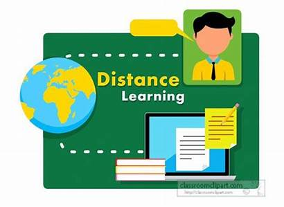 Learning Distance Clipart Teams Microsoft Platform Using