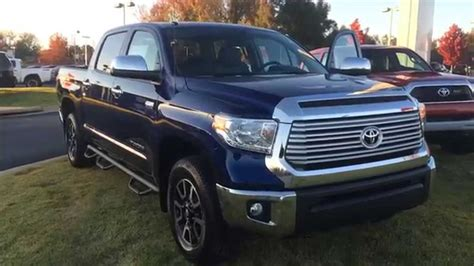 Dennis' 2015 Toyota Tundra Limited 4x4 Trd Off-road