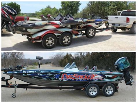 Bass Pro Boat Flags by Pro Dezigns Llc Check Out These Patriotic Wraps By