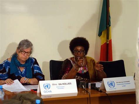 bureau de la coordination des affaires humanitaires mali nord du mali la situation humanitaire reste