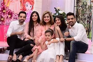 Sadia Imam Daughter Meerab Birthday In Nida Yasir Morning Show