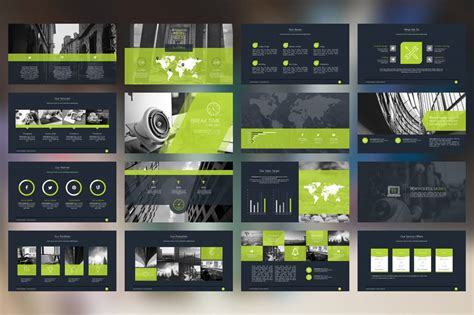 outstanding professional powerpoint templates