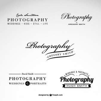 photography logo design images  vectors stock
