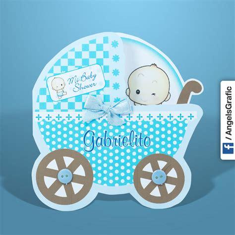 tarjetas de invitacion de fomi para baby shower tarjeta de invitaci 243 n para baby shower bs