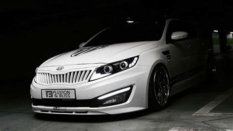 kia  optima bodykit modified batmobile hd youtube