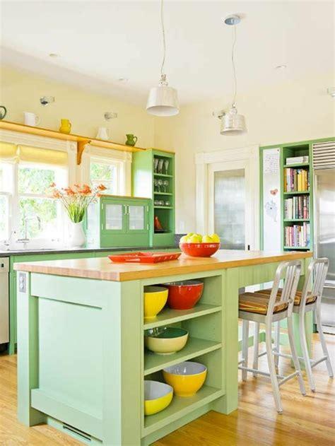 la cuisine avec îlot central idées de décoration et design archzine fr