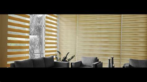 motorized zebra blinds youtube