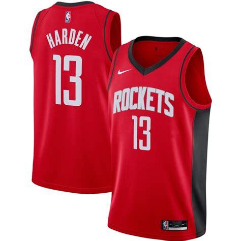 Houston Rockets Trikot James Harden 13 2020-2021 Nike Icon ...