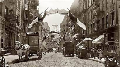 Historical Usa Italy Street Mott Then Wallpapers