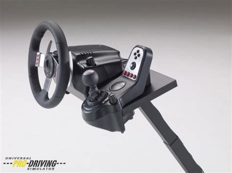 boulanger pc bureau test universal pro driving simulator support volant