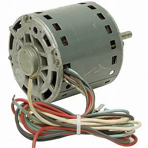 1  2 Hp 1625 Rpm 120 Vac Fan Motor General Electric 5kcp39mg7556s