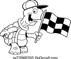 clip art checkered flag royalty  gograph