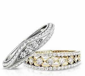 vintage wedding rings diamond wish With wish com wedding rings