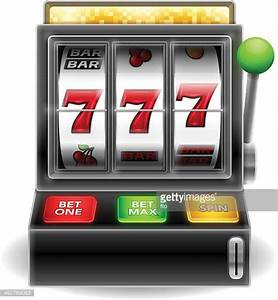 Slot Machine Stock Illustrations And Cartoons Getty Images