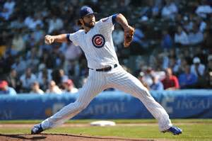 Chicago Cubs Starting Pitchers