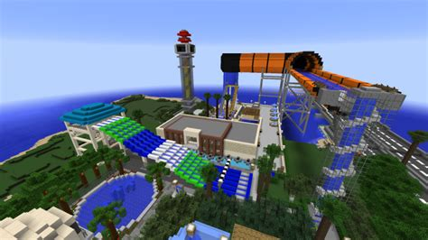 Largest In Minecraft Minecraft Project