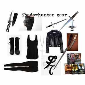 Shadowhunter Gear - Polyvore