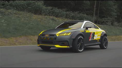 Audi Tt Safari by Audi Tt Safari Is Een Offroad Ster Topgear Nederland