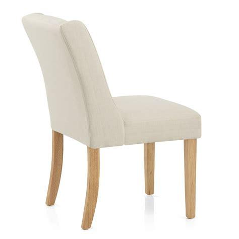 chaises tissu chaise tissu bois chatsworth chêne monde du tabouret