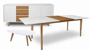 composez votre salle a manger svartan au design scandinave With salle À manger contemporaine avec mobilier scandinave design