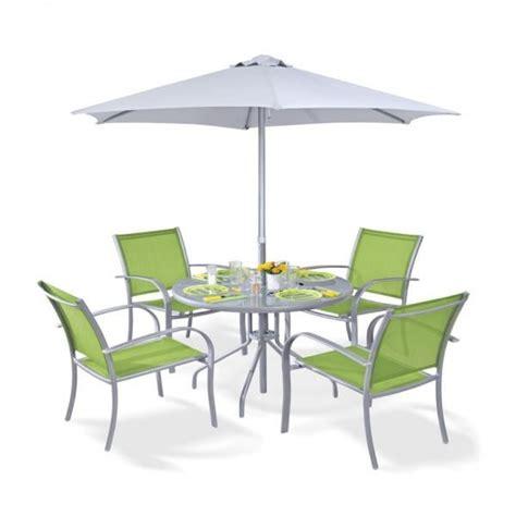 table et chaise de terrasse professionnel ensemble terrasse table chaises et parasol achat