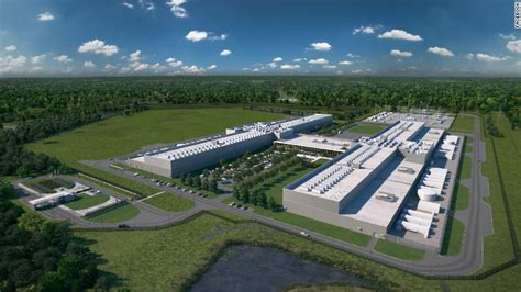 facebook invests  billion  build  data center