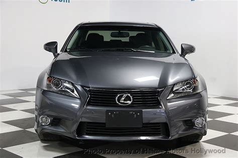 Buying A Pre-owned Lexus Gs 350?