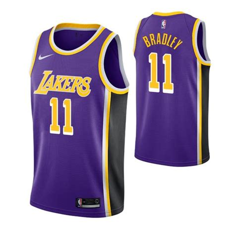 Youth #11 Avery Bradley Los Angeles Lakers 2019-20 ...