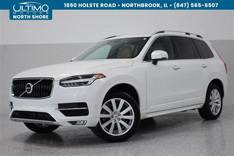 pre owned  volvo xc  momentum  sport utility