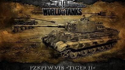 Tanks 4k Tiger Wallpapers Desktop Backgrounds Ii