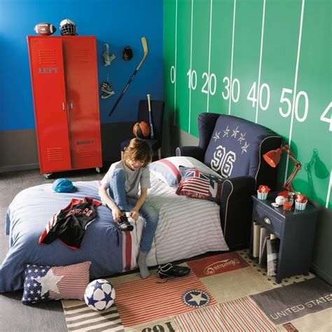 sport de chambre une déco de chambre d 39 ado femmes débordées