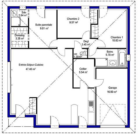 chambre thailandaise maison adela maisons lara 115000 euros 100 m2