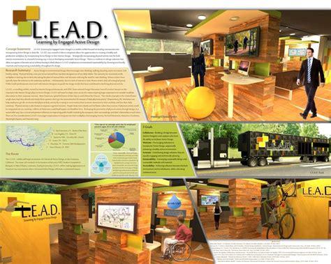 IDEC Student Competition 2014 - Presentation Layout