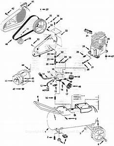 Campbell Hausfeld Vt618202 Parts Diagram For Air