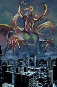 Marvel Comics Loki