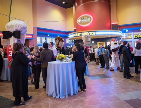 regal dulles town center  grand opening dc