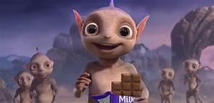 Aliens Campaign: Cadbury escapes planet earth and ...