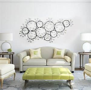 Dcoration Murale Design Mtal En 20 Ides Artistiques